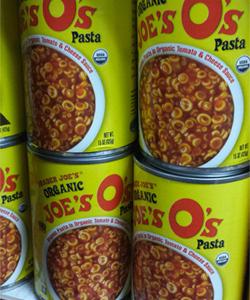Trader Joe's Organic Joe's O's Pasta