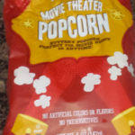 Trader Joe's Movie Theater Popcorn