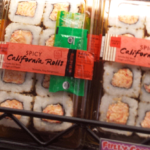 Trader Joe's Spicy California Rolls
