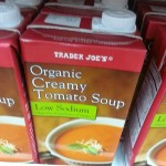 Trader Joe's Organic Creamy Tomato Soup Low Sodium Reviews