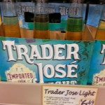 Trader Jose Light Beer Review