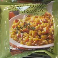 Trader Joe's Butternut Squash Risotto