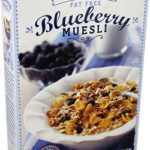 Trader Joe's Fat Free Blueberry Muesli