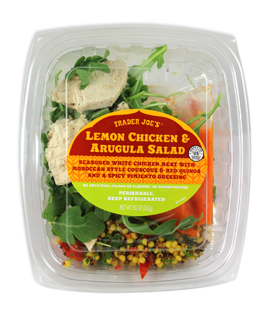 Image result for best trader joe's salads arugula