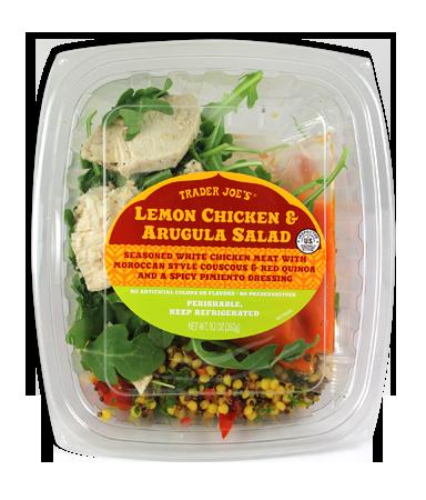 Image result for best trader joe's salads arugula