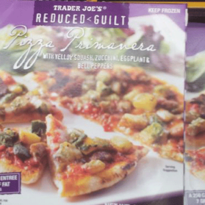 Trader Joe's Pizza Primavera