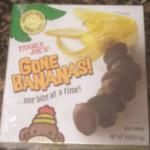 Trader Joe's Gone Bananas Chocolate Banana Slices
