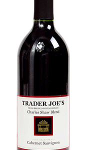 Trader Joe's Charles Shaw Cabernet Sauvignon