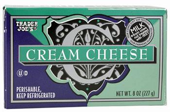 Trader Joe's Cream Cheese
