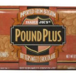 Trader Joe's Pound Plus Bittersweet Chocolate With Almonds