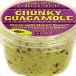 Trader Joe's Reduced Guilt Chunky Guacamole