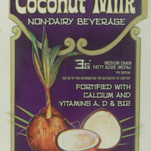 Trader Joe's Vanilla Coconut Milk