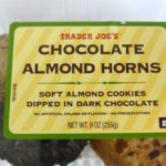 Trader Joe's Chocolate Almond Horns