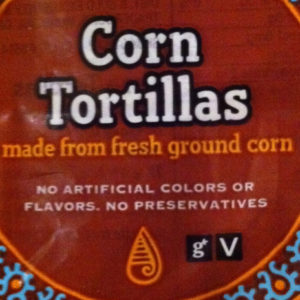 Trader Joe's Corn Tortillas