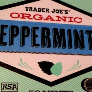 Trader Joe's Organic Peppermints