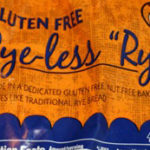 Trader Joe's Rye-Less Rye Bread