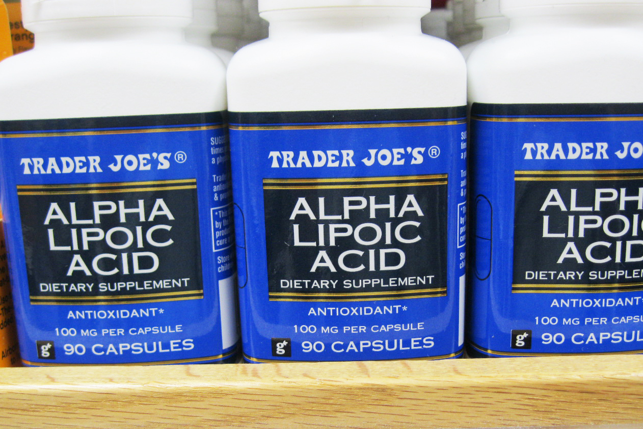 Trader Joe's Alpha Lipoic Acid
