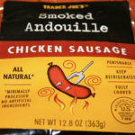 Trader Joe's Chicken Andouille Sausage