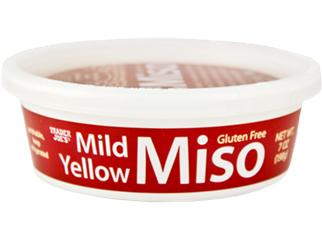 Trader Joe's Mild Yellow Miso