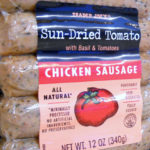 Trader Joe's Sun Dried Tomato Chicken Sausage