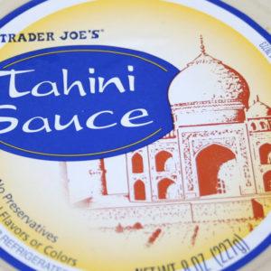 Trader Joe's Tahini Sauce