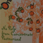 Trader Joe's No Pulp Orange Juice From Concentrate