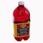 Trader Joe's Cranberry Apple Juice