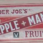 Trader Joe's Apple Mango Fruit Bar