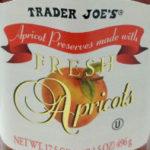 Trader Joe's Apricot Preserves