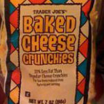 Trader Joe's Baked Cheese Crunchies