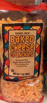 Trader Joe's Baked Cheese Crunchies