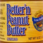 Trader Joe's Better'n Peanut Butter