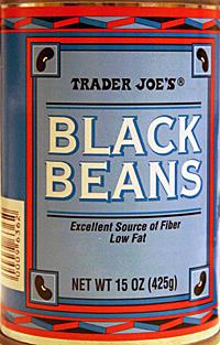 Trader Joe's Black Beans