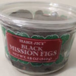 Trader Joe's Black Mission Figs