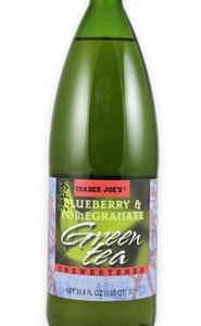 Trader Joe's Blueberry Pomegranate Green Tea