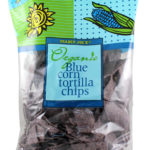 Trader Joe's Organic Stone Ground Blue Corn Chips