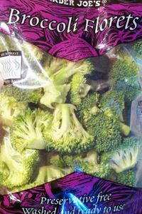Trader Joe's Broccoli Florets