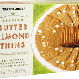Trader Joe's Butter Almond Thins