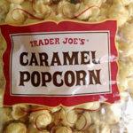 Trader Joe's Caramel Popcorn