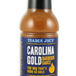 Trader Joe's Carolina Gold BBQ Sauce