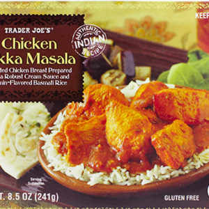 Trader Joe's Chicken Tikka Masala