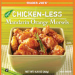 Trader Joe's Chicken-less Mandarin Orange Morsels