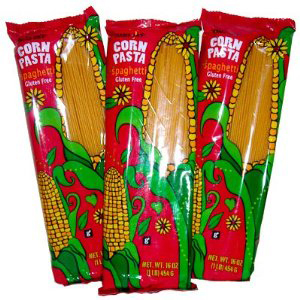 Trader Joe's Corn Spaghetti Pasta