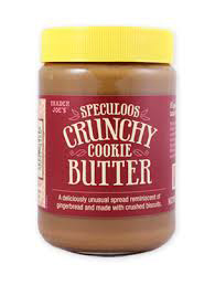 Trader Joe's Crunchy Cookie Butter