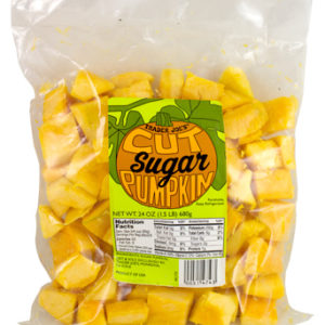 Trader Joe's Cut Sugar Pumpkin