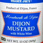 Trader Joe's Dijon Mustard With White Wine