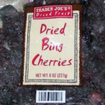 Trader Joe's Dried Bing Cherries