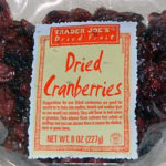 Trader Joe's Dried Cranberries