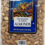 Trader Dry Roasted & Salted Almonds