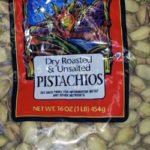 Trader Joe's Dry Roasted & Unsalted Pistachios